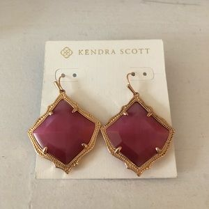 Kendra Scott Jewelry - Kendra Scott NWT Pink Earrings